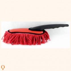 Brush car wash