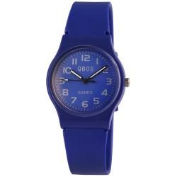 QBOS 3311-1, analógové detské hodinky
